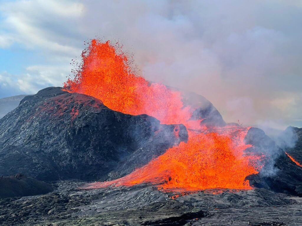 הר הגעש!