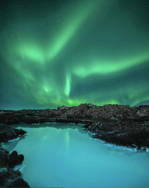 בלו לגון ואורות הצפון - החוויה האיסלנדית האולטימטיבית